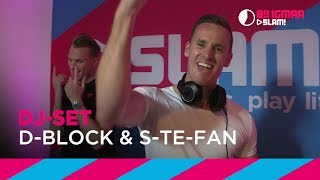 D-BLOCK & S-TE-FAN - DJ-set (Bij Igmar)