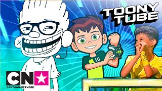 Toony Tube | Ben 10 Challenge: Das Beste | Cartoon Network