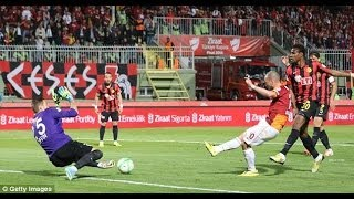 Wesley Sneijder Goal - Eskisehirspor vs Galatasaray 0-1 | Turkish Cup final 13/14 | [Cropped]