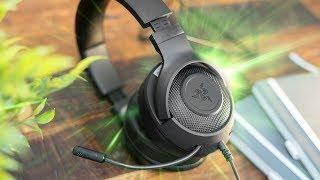 The $50 Razer Kraken X Headset Review!