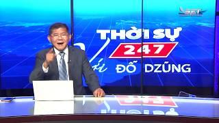 Thời Sự 247 Với Đỗ Dzũng   19/05/2019   SET TV www.setchannel.tv