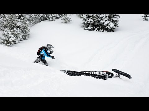 SnoWest Magazine's 2014 Deep Powder Challenge 800-class Mountain Sled Shootout