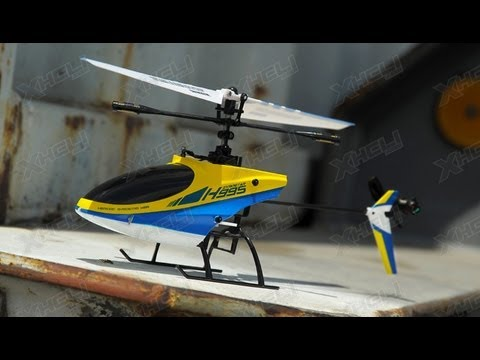 Hero Rc H995 4ch Mini Helicopter