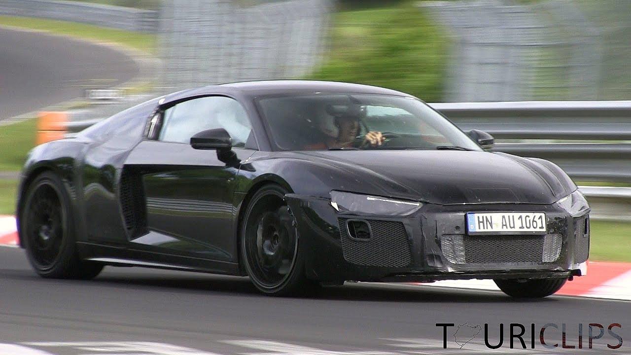 Audi R8 2015 Spyder
