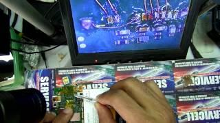 reparacion Alcatel® One Touch Scribe Easy no lee sim y lector dañado , repair insert sim