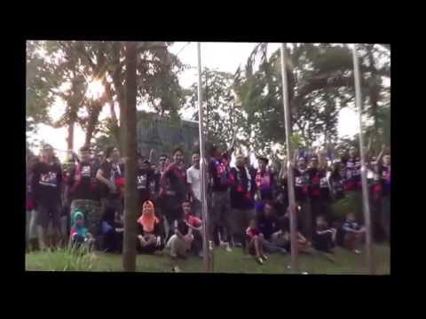BOS Johor vs Elephant Army Pahang di Larkin