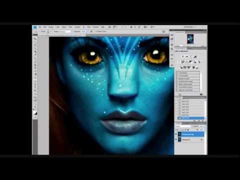 Как сделать необычную аватарку в фотошопе - Новая парадигма