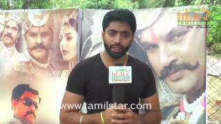 Kiran At Thagadu Movie Team Interview