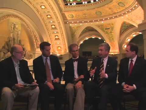 ... Marty & Hann, Reps Daudt & Marquart on MN Capitol Conversations