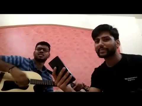 Ankit Tiwari || Tere Liye || Sanam Re || Mukesh & Priyadarshan  OneTake  Song Attempt
