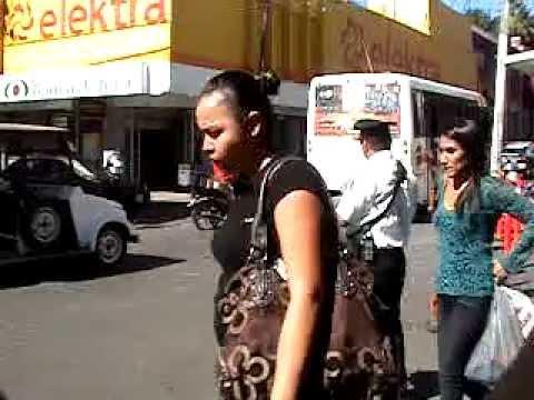 policiacas de Mazatlan, algunos transitos si trabajan bien