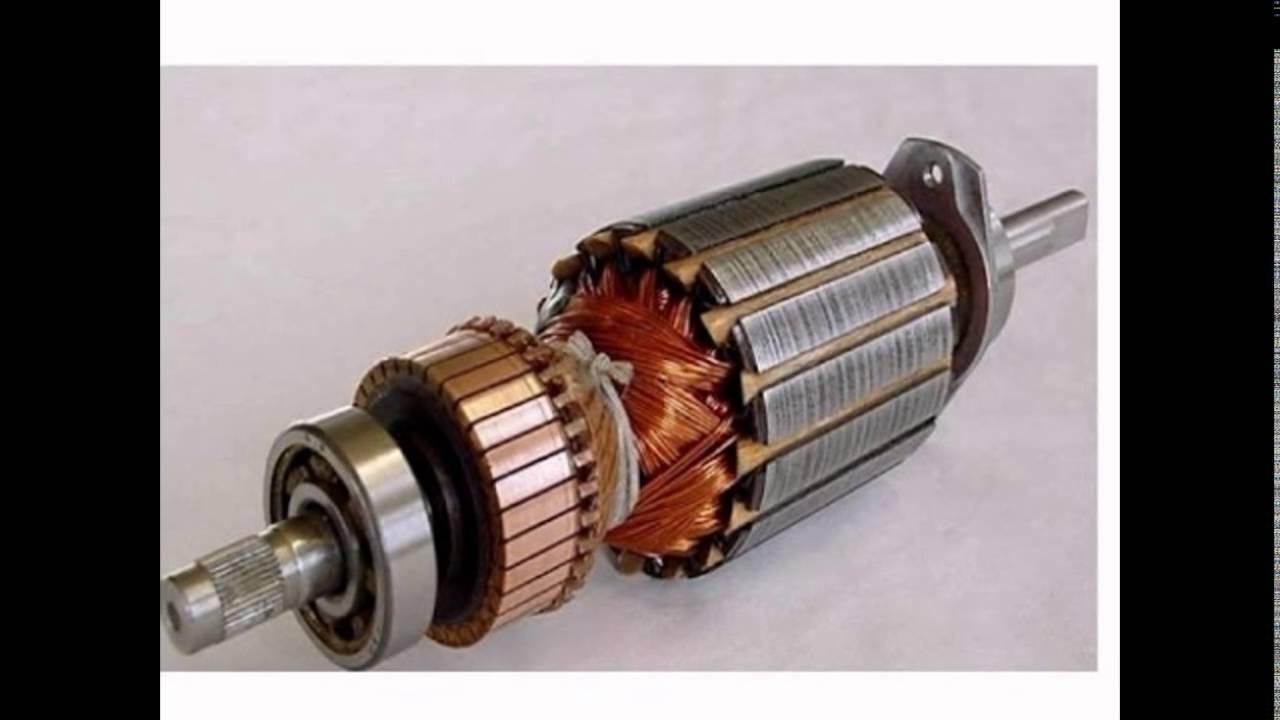 Двигатель переменного тока своими руками 26