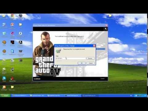 วิธีลง GTA IV