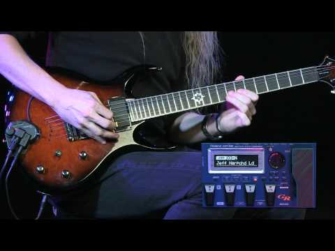 Roland GR-55 Guitar Synthesizer— Jeff Loomis Interview