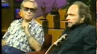 Watch George Jones There Goes My Everything video