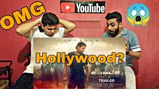 Pakistani Reaction on SAAHO Trailer | Prabhas, Shraddha Kapoor, Neil Nitin Mukesh | Bhushan Kumar