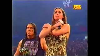 Download Chris Jericho and Stephanie McMahon Segment 2001 3Gp Mp4