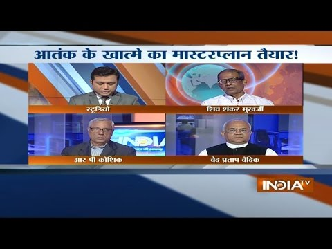 India TV Big Discussion with experts on PM Modi and Obama Meet at White House