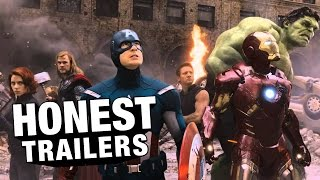 The Help - Honest Trailers - The Avengers