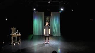 Hermione monoloog - Saara Kaljujärv