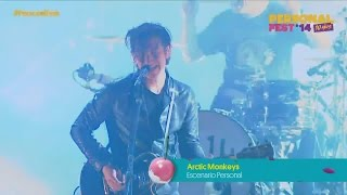 Arctic Monkeys live at Personal Fest 2014 (full show)