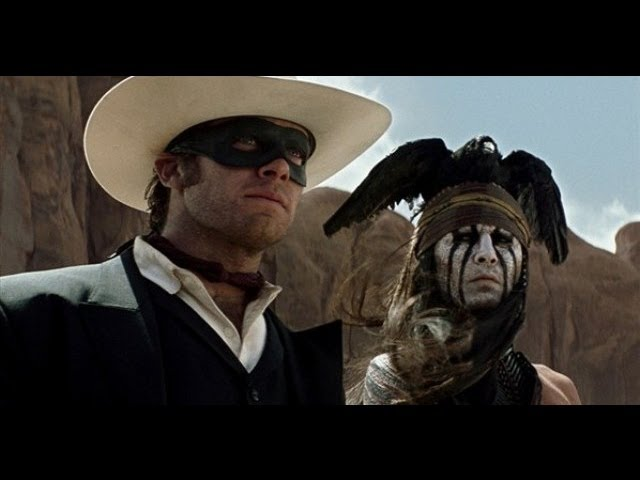 The Lone Ranger Japanese Trailer #1 (2013) Movie HD