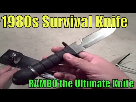 Cheap Survival Knife Review