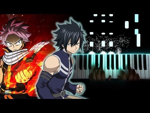 "[Fairy Tail: Final Series OP / Opening 23] ""Power Of The Dream"" - Lol (Piano)"