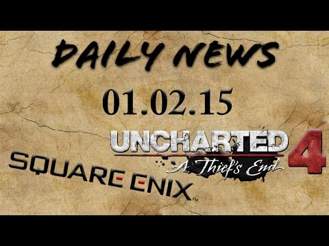 Dying Light Patch | Battlefield Hardline | Uncharted 4 Bilder | Daily News 01.02.15