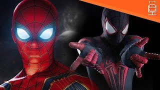 Tom Holland talk about Miles Morales in the MCU