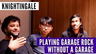 #BANDITXLOCAL: KNIGHTINGALE   Playing Garage Rock Without A Garage