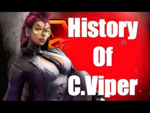 History Of CViper Street Fighter V