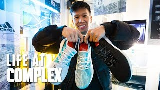 A LOOK INSIDE THE ADIDAS SPEEDFACTORY | #LIFEATCOMPLEX