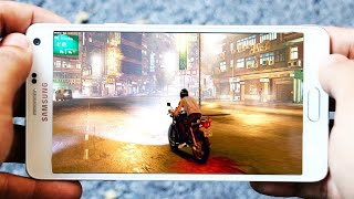 Top 5 High Graphics Games for Android 2018