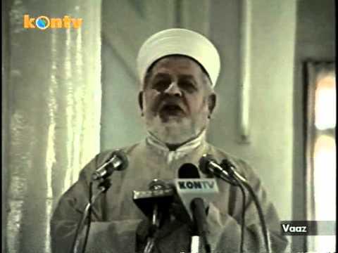 Tahir Büyükkörükçü Hoca (Vaaz-19)_HQ