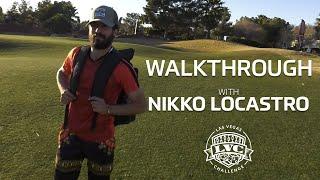 Hole Walkthrough with NIKKO LOCASTRO | Las Vegas Challenge 2020