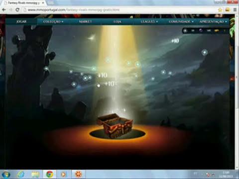 Maravilhoso MMORPG DE CARTAS
