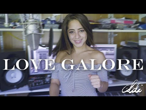 SZA - Love Galore (cover by Adriana Gomez)