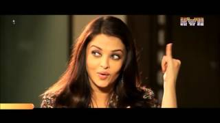 Watch Aishwarya Rai Bacchan talking about her daughter Aaradhya with Siddharth Kannan!