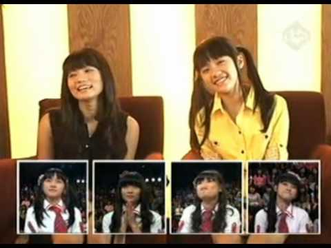 120717 JKT48 @Tahan Tawa - Trans TV Part 2