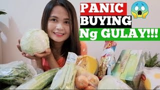 KETO LOCKDOWN GROCERY HAUL! KAYA PA BANG MAG DIET?