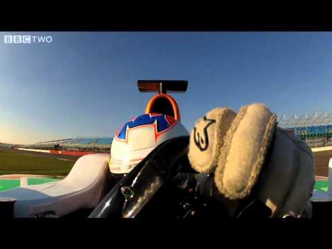 Nico Hülkenberg - Formula 1 Driver - Speaking Sport - BBC Two