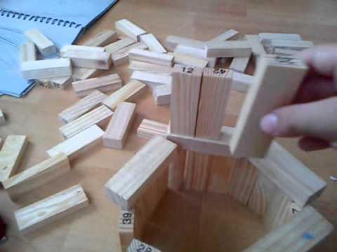 Como hacer un coliseo romano palos video complet youtube for Materiales para hacer un ascensor