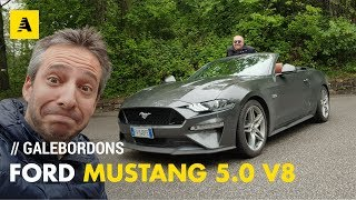 Ford Mustang 5.0 | Il metallo pesante made in USA