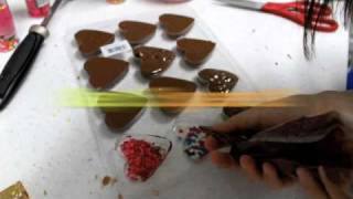 How to Make Valentines Chocolates
