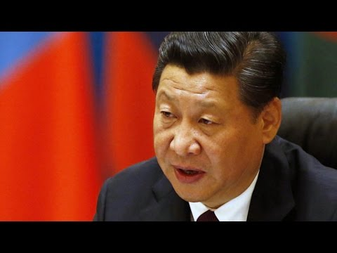 China's President Xi Jinping cracking down on corruption