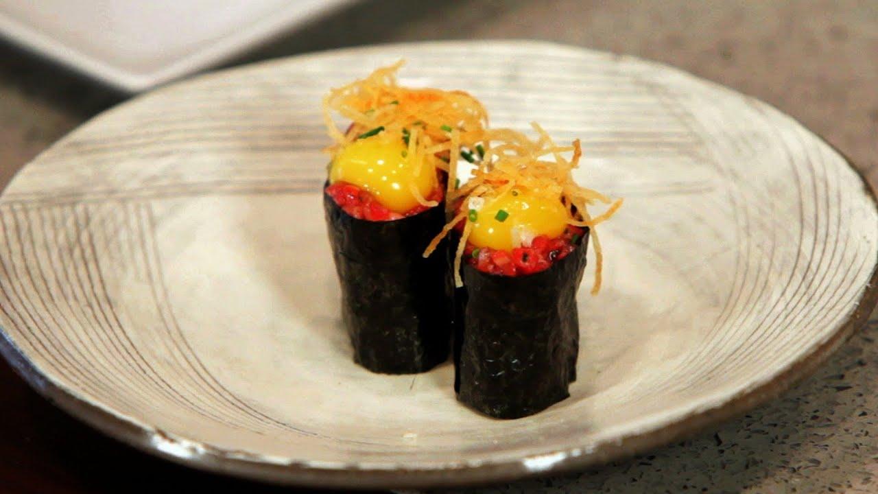 Wagyu Gunkan Sushi Recipes — Dishmaps