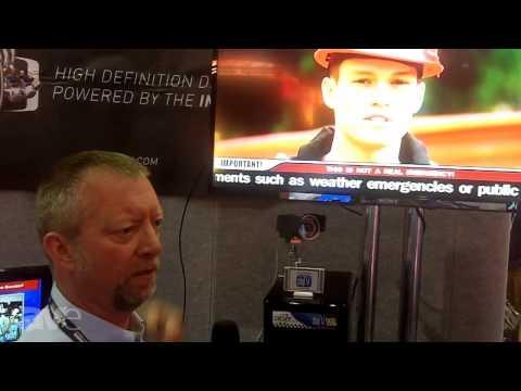 InfoComm 2013: ChyTV Explains its HD 250 Digital Signage