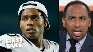 Jalen Ramsey clashing with coach Doug Marrone is a bad look – Stephen A. | First Take
