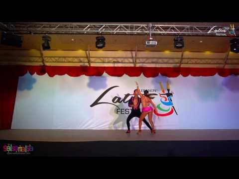 Ersin Altas & Hande Atalay Show | Lebanon Latin Festival 2016